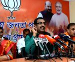 BJP press conference - Ram Madhav