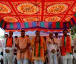 G. Kishan Reddy during a party programme