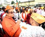 BJP Membership drive