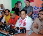 Sarbananda Sonowal's press conference