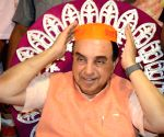 Subramanian Swamy during a programme