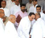 Parliament - Subramanian Swamy, Mulayam Singh, Digvijay Singh