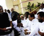 Patna: JD (U) legislators' demonstration