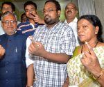 Bihar assembly polls - Phase -3 - Sushil Kumar Modi