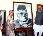 Yashwant Sinha pays tribute to Jayaprakash Narayan