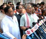 BJP delegation meets West Bengal Governor
