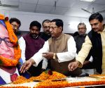 BJP leaders pay tribute to B R Ambedkar on his death anniversary