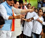 J.P. Nadda offers 'Tarpan' to BJP workers who lost their lives in Bengal's political violence
