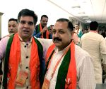 2nd Day of the BJP National Executive meeting