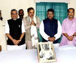 Tribute to socialist leader Jayaprakash Narayan