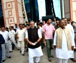 BJP leaders review preparations ahead of Amit Shah's visit