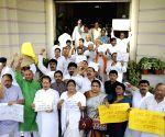 BJP legislators' demonstration