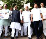 BJP demands CBI investigation of DYSP Ganapati suicide case