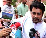 Parliament -  Anurag Thakur