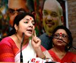 BJP MP Locket Chatterjee tests positive for Covid-19