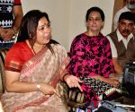 Meenakshi Lekhi's press conference