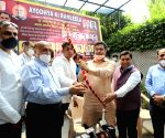 Parvesh Verma at press conference on 'Ayodhya Ki Ramleela