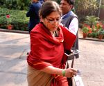 Roopa Ganguly at Parliament House
