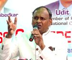 'Hurt' BJP MP Udit Raj targets party over denial of ticket