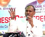 Udit Raj targets BJP over denial of ticket