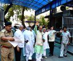 Vijay Goel visits Tihar