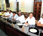 B.S. Yeddiyurappa chairs BJP Meeting at Vidhana Soudha