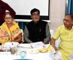 Kripal Yadav, Sita Sahu chair Municipal Corporation meeting