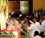 Condolence meeting in the memory of Sushma Swaraj