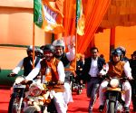 Amit Shah during BJP rally in Haryana