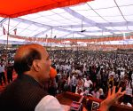 BJP Leaders at Kargil Vijay Diwas Rally