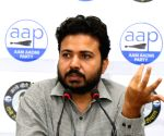 BJP resorting to hooliganism to suppress doctor's protest: AAP