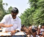 Sunny Deol during election campaign