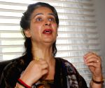 Navjot Kaur Sidhu's press conference