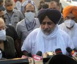 Ruling Congress played fraud with farmers: Sukhbir Badal