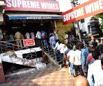 BJP slams TN CM's move to open Tasmac liquor shops