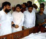 Funeral of Mohammed Taslimuddin