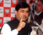 File Photo: Shahnawaz Hussain