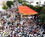 Raj BJP chief presents major show of strength on his birthday