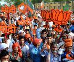 Narendra Modi's rally