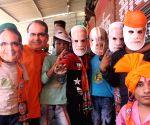 2019 Lok Sabha elections - Sadhvi Pragya Singh Thakur during poll campaign