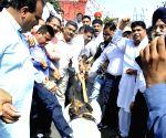 BJP's protest