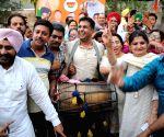 BJP workers celebrate PM Modi's swearing-in
