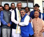 Rawat to be sworn in as Uttarakhand CM