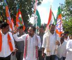 BJP's 'Gandhi Sankalp Yatra