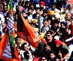 BJP's protest march