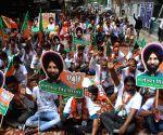 Delhi MCD polls -  Smriti Irani  campaigns for BJP