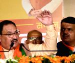 BJP releases manifesto for Maharashtra assembly polls