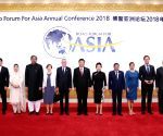 CHINA-BOAO FORUM FOR ASIA-OPENING CEREMONY-XI JINPING
