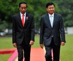 INDONESIA BOGOR LAOS PRIME MINISTER VISIT