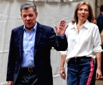 COLOMBIA BOGOTA PRESIDENTIAL ELECTION
